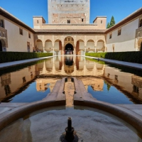 A is for Alhambra Palace, Andalucia