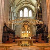 H for Hereford Cathedral