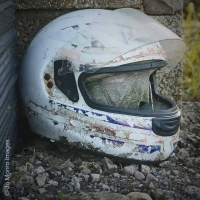 C' is for Crash Helmet