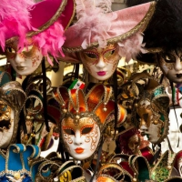 M is for Masks from Venice