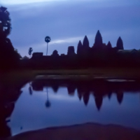 A is for Angkor Wat