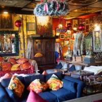 Q is for Quirky, Hotel Helga's Folly