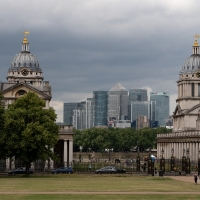 From Greenwich to Canary Wharf
