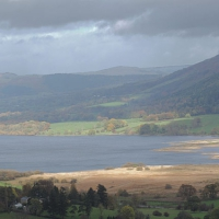 View of Bassenthwaite from Whinlatter Pass