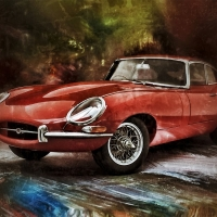 Judge Award Phil Moorhouse Jaguar E-Type Series 1