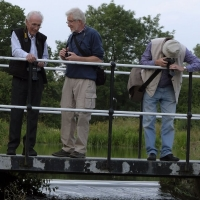 Lapworth_3 men on a bridge