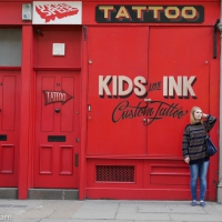 K is for Kids Love Ink!