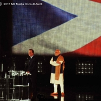 NK9 Prime Ministers at Wembly Stadium 2015